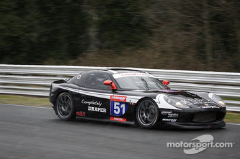 GT4 Ginetta G50: Joe Osbourne and Michael Broadhurst
