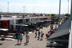 The Homestead paddock