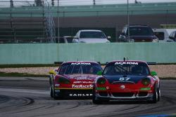 #87 Farnbacher Loles Porsche GT3 Cup: Eric Curran, Dirk Werner