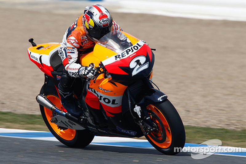 2008: Dani Pedrosa (Honda RC212V)