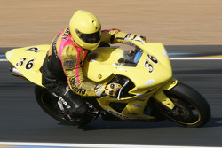 Jean Foray, Yamaha YZF R1