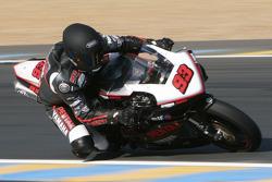 Stéphane Duterne, Yamaha YZF R1