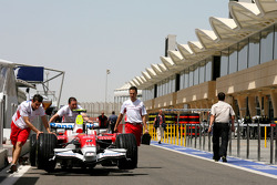 Toyota Racing, TF108
