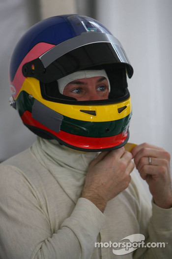 Jacques Villeneuve, Speedcar Team