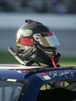 Dale Earnhardt Jr.'s helmet