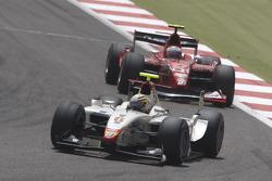Ben Hanley leads Luca Filippi