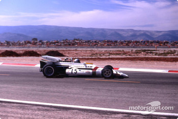 The 1971 French GP was to be Pedro Rodriguez' last F1 race; he died only days later, at the Norisring