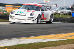 Trackspeed GT3 Porsche 997 at Seat curves