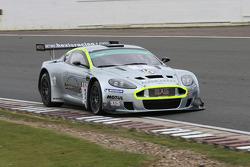 #8 Hexis Racing Aston Martin DBRS9: Thomas Accary,Pierre-Brice Mena