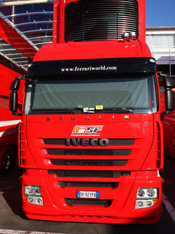 Scuderia Ferrari rtruck