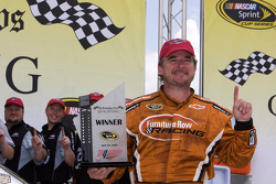 Pole winner Joe Nemechek