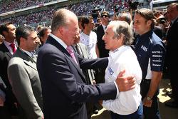 Juan Carlos I, King of Spain