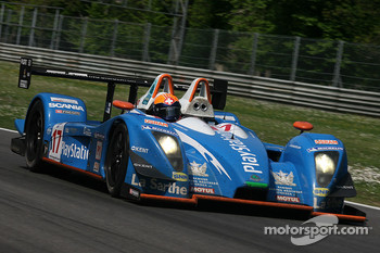 #17 Pescarolo Sport Pescarolo - Judd: Christophe Tinseau, Harold Primat