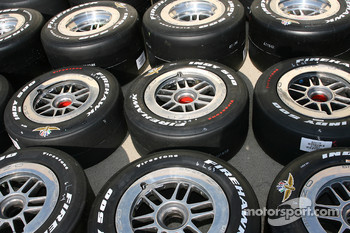 Firestone Indy 500 edition Firehawks set ready for teams