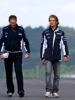 Nico Rosberg, Williams F1 Team