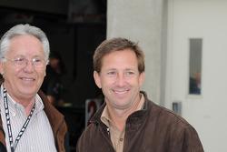 Aldo and John Andretti