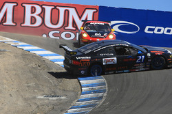 Spin for #21 Matt Connolly Motorsports Pontiac GTO.R: Diego Alessi, Karl Reindler