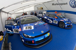 Volkswagen Motorsport VW Scirocco