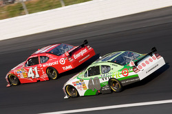 Sterling Marlin and Reed Sorenson