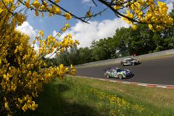 #27 Manthey Racing Porsche 911 GT3 Cup: Gary Williams, Daniel Cooke, Julian Perry
