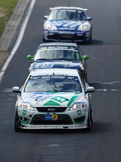 #89 Ford Mondeo: Stephan Wölflick Michael Klein;Jürgen Gagstatter;Jens Ludmann