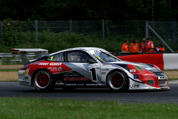 #1 GPR Pino Racing Porsche 911 GT3 Cup S: Maxime Soulet, Greg Franchi