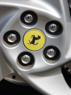 Ferrari detail