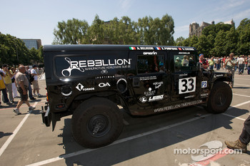 Speedy Racing Team Hummer