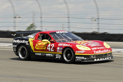 #42 Team Sahlen Corvette: Will Nonnamaker, Joe Sahlen