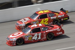 Reed Sorensen and Juan Pablo Montoya