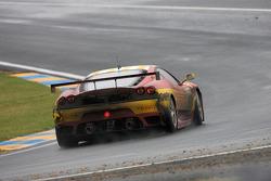 #97 BMS Scuderia Italia Ferrari F430 GT: Fabio Babini, Paolo Ruberti, Matteo Malucelli