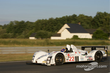 #22 Tokai University-YGK Power Courage-Oreca YGK: Toshio Suzuki, Masami Kageyama, Haruki Kurosawa
