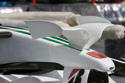Honda Racing F1 Team bodywork parts