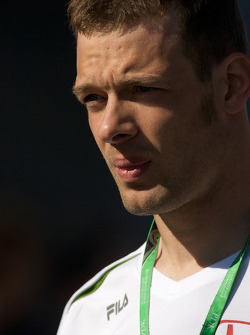 Alexander Wurz, Test driver Honda Racing F1 Team