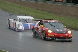 #86 Farnbacher Loles Racing Porsche GT3 Cup: Eric Lux, Leh Keen