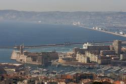 Visit of Marseille: port of Marseille