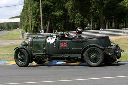 #30 Bentley 4,5 Le Mans 1929: Chris Guest, Philip Strickland