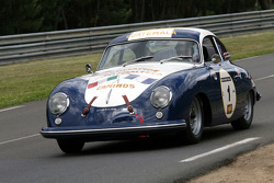 #1 Porsche 356a 1952: Richard Clark, Andrew Prill