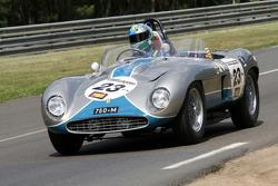#23 Ferrari 750 Monza 1955: Carlos Monteverde, Gary Pearson, Matthew Grist