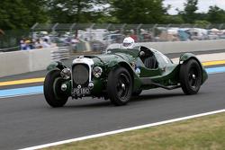 #34 Lagonda V12 1938: Klaus Lehr