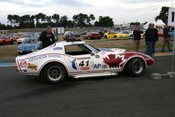 #41 Chevrolet Corvette 1969: William Cotter, Claude Dubois