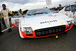 #31 Ferrari 365 GTB4 1972: Michel Abellan, Sébastien Boulet