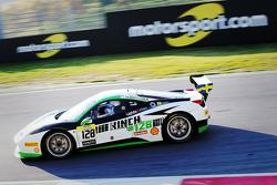 #128 Lueg Sportivo Ferrari 458: Christian Kinch