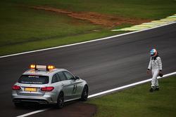 费尔南多·阿隆索,迈凯伦车队,走向医疗车