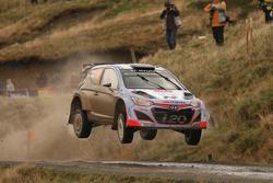 丹尼尔·索尔多、马克·马尔蒂,现代i20 WRC,现代车队