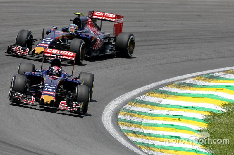 Max Verstappen verslaat teamgenoot