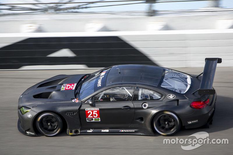 #25 BMW Team RLL, BMW M6 GTLM