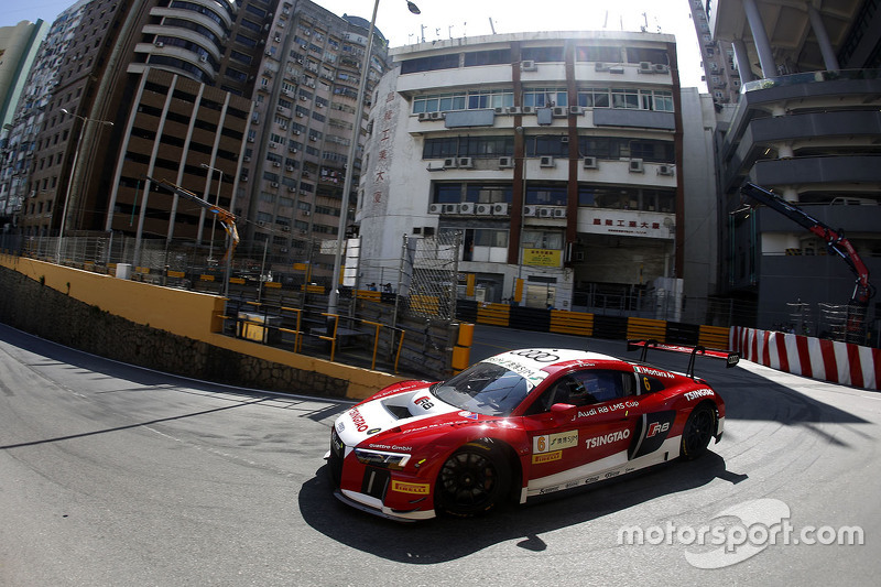 5. Edoardo Mortara, Audi Sport Team Phoenix Audi R8 LMS