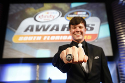 NASCAR Truck Series champion Erik Jones
