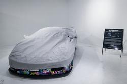 The Ben Levy Ferrari F430 under cover
